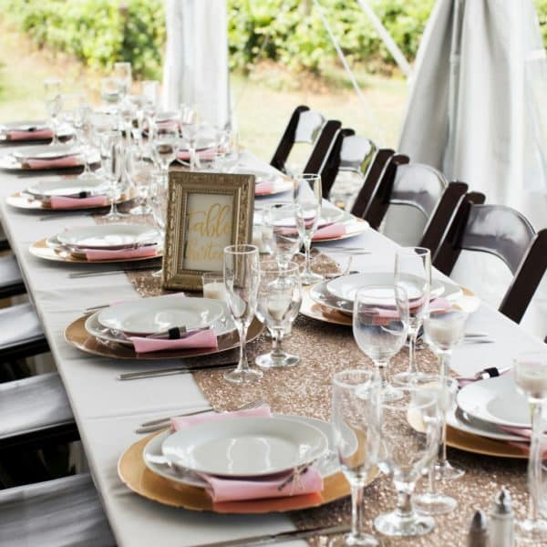 Smallbone Vineyard Wedding