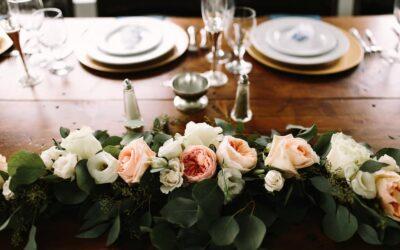 Vineyard Wedding: Melissa & Philip