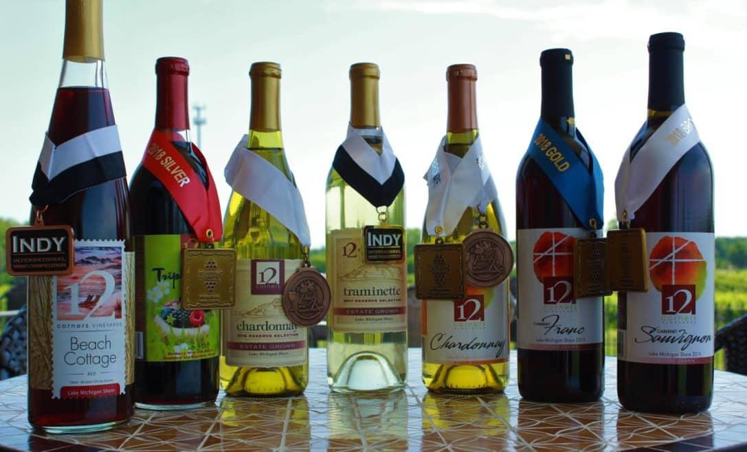 Michigan Wine, wedding wine