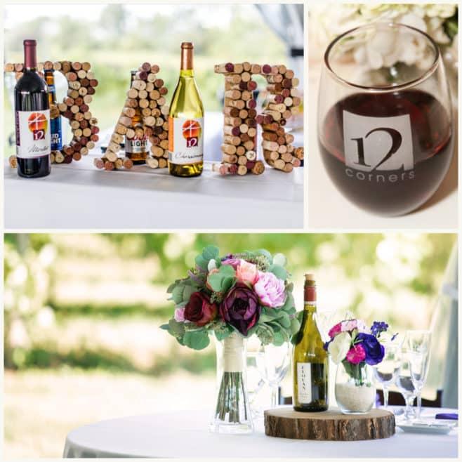 corks for wedding
