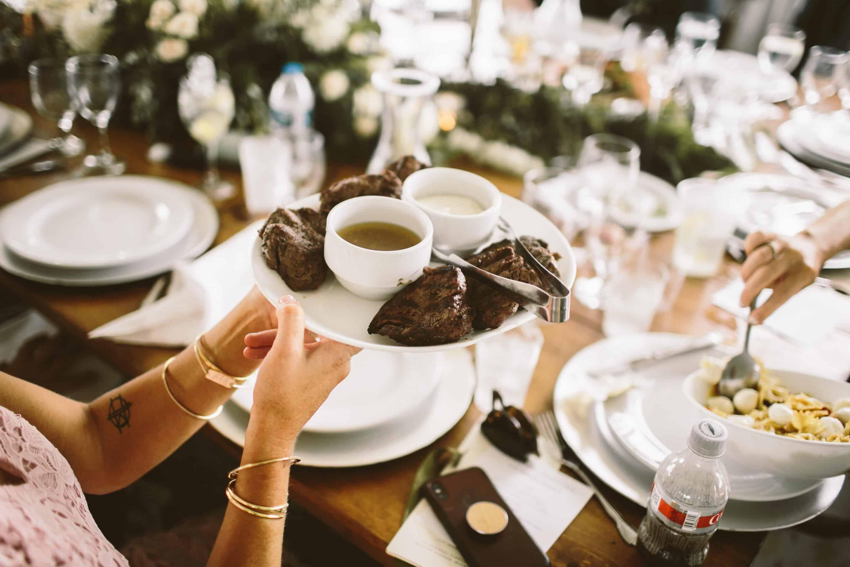 Wedding Vendor Spotlight: CK Catering