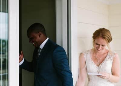 wedding love letter