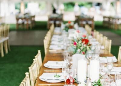 long farmhouse tables