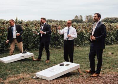 wedding bean bags
