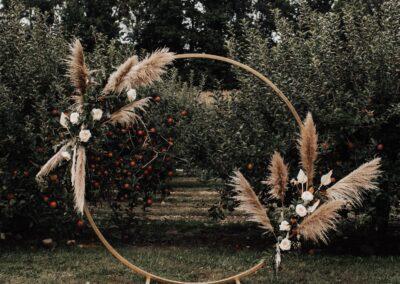 ceremony moon arch